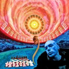#fearnoevil  #psychedelicart #visionaryart #psychedelia #psychedelics #dimethyltryptamine #dmt #ayahuasca #acid #lsd #salvia #shrooms #psilocybin #abstractart #abstract #psyartworld #talentedpeopleinc #trippyshit #surreal #psychedelic #pop #arte #surrealism #surrealart #lowbrow #popart #popsurreal #occult by tomsoza