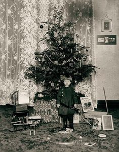 The Christmas Haul, ca. 1900 by Missouri History Museum, via Flickr