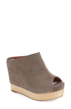 15a38f909db5 Jeffrey Campbell  Virgo  Wedge Platform Mule