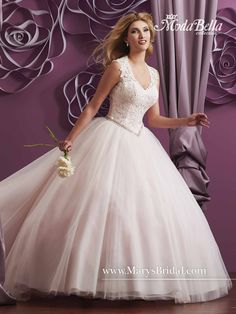 Mary's Bridal Gown available at The Bridal Shoppe in Crystal City, MO 636 931 8464