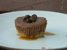 Cheese Curd In Paradise: Crazy Cooking Challenge: Mini Chocolate Caramel Cheesecake