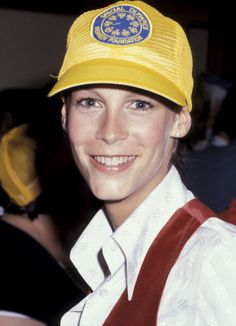 Jamie Lee Curtis during Celebrities at the 1977 Special Olympics at UCLA Campus in Los Angeles, California, United States. Get premium, high resolution news photos at Getty Images Jamie Lee Curtis Children, Jamie Lee Curtis Young, Jamie Lee Curtis Halloween, Tony Curtis, Leigh Nash, Janet Leigh, Hollywood Actresses, Actors & Actresses, David Gordon Green