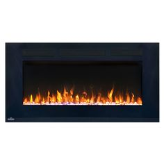 Napoleon 50-Inch Allure Wall Mount Electric Fireplace- NEFL50FH