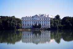 Captain Von Trapp House in Salzburg, Austria #Travel