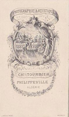 Ch. TOURBIER - Philippeville, Algérie