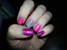 My Nail Polish Is Poppin': I'm a Barbie girl