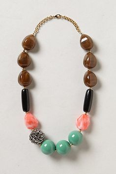 Paradiso Necklace    #anthropologie