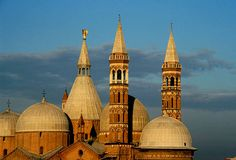 St. Anthony cathedral, Padua Italy... they have his tounge, voice box, and jawbone