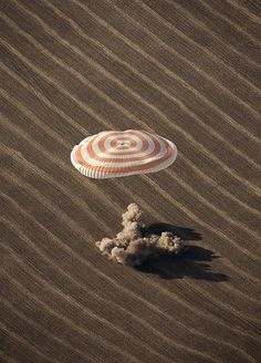 Expedition 20 Landing (200910110011HQ) (explored) by NASA HQ PHOTO on Flickr.
