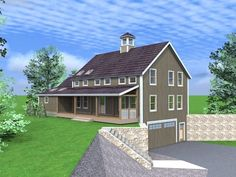 Image detail for -New projects at Yankee Barn Homes are many and varied.