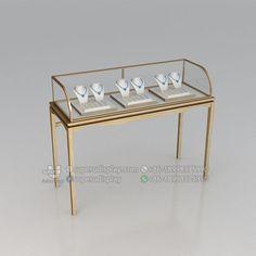 Custom Luxury Glass Jewellery Shop Display Counter Vitrine for Retail Shop, Stor. Glass Jewelry, Jewelry Shop, Custom Jewelry, Jewelry Stores, D'arcy Wretzky, Display Design, Store Design, Cartier, Retail Jewelry Display