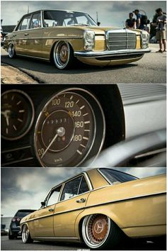 Mercedes-Benz Source by Mercedes Auto, Mercedes W114, Mercedes Benz Autos, Old Mercedes, Classic Mercedes, M Benz, Mercedez Benz, Daimler Benz, Old School Cars