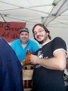 Feria en Portillo, con cerveza de El Secreto del Abad