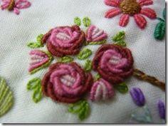 TUTORIAL(s): Bullion Stitch and Bullion Roses