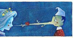 Pinocchio, Dinosaur Stuffed Animal, Disney Princess, Disney Characters, School, Animals, Blue, Red, Animales