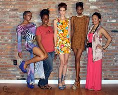 Was really happy to be part of the shoot. Group shot with the Models, HairStylist & me, U.BE.U. Fashion