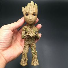 I want to hold Groot right now