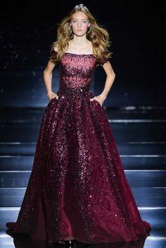 2bb07606a96b A Haute Couture Fashion Week Dress. A dream