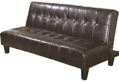 Couch: Culver Klik Klak $200, good for the office or small space (looks like it converts to futon too?)