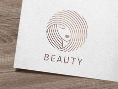 illustration feminine branding beauty design logo Beauty Logo Design logoYou can find Branding and more on our website Vector Logo Design, Logo Design Template, Logo Templates, Branding Design, Logo Branding, Modern Logo Design, Business Logo Design, Vector Art, Schönheitssalon Logo