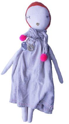 Jess Brown Atsuyo et Akiko Doll // poppyscloset.com #dolls