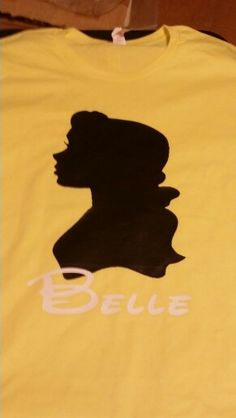 Belle Disney Princess tee