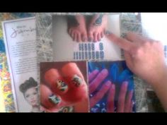 ▶ Jamberry Nails Fundraiser Packet - YouTube