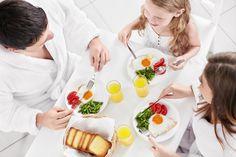 10 tipov na dobré raňajky pre deti