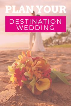 A destination wedding in Hawaii is the ultimate in romantic perfect. Get tips and tricks from the experts to make it everything you've dreamed of.