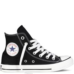 1837bd926bb9c4 Shop Chuck Taylor All Star Classic Colours - Black and see our entire  collection of Converse products