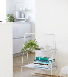 """stil.leben concept store on Instagram: """"Wie wir finden, eine gelungene Mischung aus Tisch und Regal 😀 @stil.leben 🛍 A-Table in weiß oder schwarz #homedecor #design…"""""""