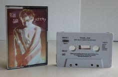 1 cassette single cassingle / PEARL JAM / JEREMY / alive (live) / 1991