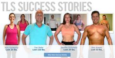 TLS Weight Loss Solution: The succeful stories tells the story. Read more... https://www.tlsslim.com/?portal=tllin