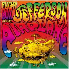 Jefferson Airplane Flight Box