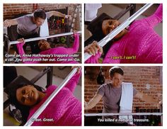 """Mindy & Danny - """"Danny Castellano Is My Personal Trainer"""", The Mindy Project"""