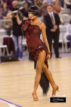 ドレスメーカー紹介「アブラハム・マルティネス」 の画像 ANIEL NEWS 社交ダンスドレス