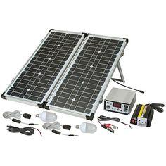 Brennenstuhl SES P4033 Solar Energie-Set