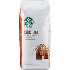 Starbucks Ground Coffee House Blend 16Ounce Bags Pack of 2 >>> Want to know more, click on the image.