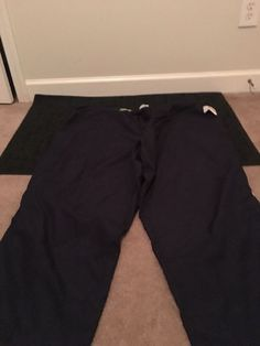 Just My Size Shaped Fit Womens Athletic Pants Sz 22W/24W Blue Clothes NWT #JustMySize #AthleticPants