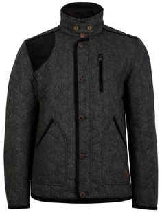 Kabru quilted jacket - Mens Clothing – Tokyo Laundry