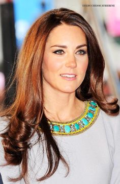 Kate Middleton; I think she is the most elegant & beautiful woman alive! TW