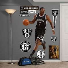 Joe Johnson, Brooklyn Nets