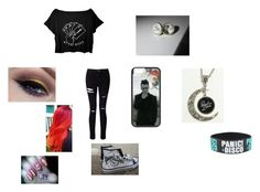 """""""OOTD: Panic! At The Disco"""" by dymondr ❤ liked on Polyvore featuring Miss Selfridge"""
