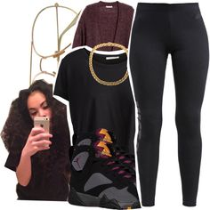 3/27/16 by lookatimani on Polyvore featuring polyvore, fashion, style, Pieces, H