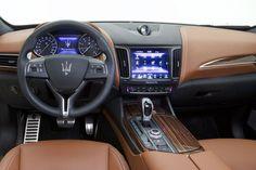 Maserati Levante Zegna Edition interior (4)