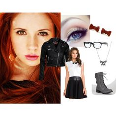 """""""Doctor Who - Amy Pond"""" by cheekyhille on Polyvore"""
