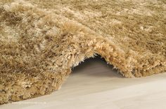 Revival Hazel Circle Rug (texture close up), a hazel brown soft & heavyweight round shaggy rug made of fine soft polyester yarns (hand-tufted, 100% polyester) http://www.therugswarehouse.co.uk/round-rugs/revival-circle-rugs/revival-hazel-circle-rug.html #rugs #interiors #shaggyrugs