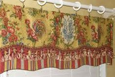 french country curtains - Google Search