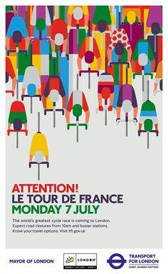 Attention! Le Tour de France Monday 7 July II
