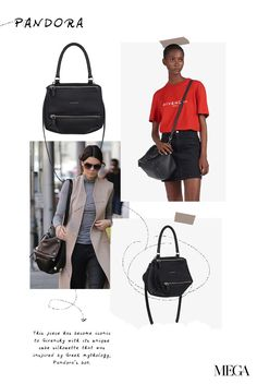 """If you're looking for your next fashion investment, then look no further. Here are 10 Givenchy bags that you should invest in. Let's take about investments. Time and time again we hear, """"Designer bags are an investment."""" Well, according to Forbes, this might actually be true—and not just to fellow fashionistas, aka all of us, […] The post These Are The 10 Givenchy Bags You Should Know About appeared first on MEGA. Next Fashion, Runway Fashion, The 10, Givenchy, Let It Be, Bags, Fashion Show, Handbags, Bag"""